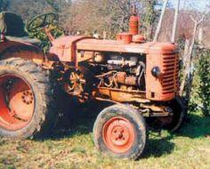 Overzicht van alle Renault tractoren en landbouwmachines