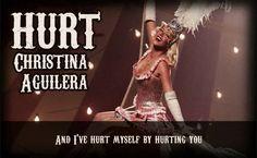 Christina Aguilera – Hurt