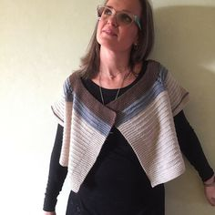 It's a top-down cardigan perfect for all occasions. Needles Sizes, Stitch Markers, Sweater Cardigan, Knit Crochet, Cashmere, Pullover, Ravelry, Wool, Knitting