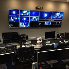 JW Broadcasting Control Room For more updates from the Annual General Meeting