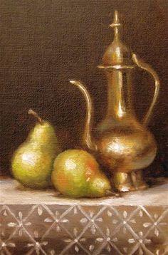 "Daily+Paintworks+-+""Untitled""+-+Original+Fine+Art+for+Sale+-+©+Carolina+Elizabeth"