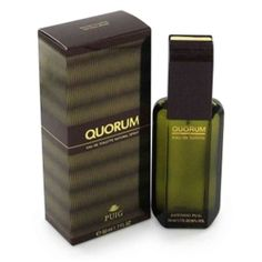 QUORUM Cologne my babies fav its a classic but still smells amazing