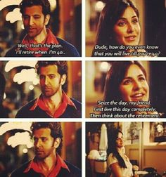 Zindagi Na Milegi Dobara  (English: You Only Live Once)