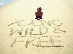 young,wild,free(: