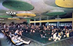 Nevele Country Club Waikiki Indoor Pool Ellenville, NY
