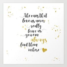 """Harry Potter - Sirius Black Quote design """"the ones that love us never really leave us. You can always find them in here"""" graphic design"""