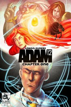 Adam 12, Chapter One, Comic Books, Movie Posters, Amazon Kindle, James Bond, Lifestyle, Store, Drawing Cartoons