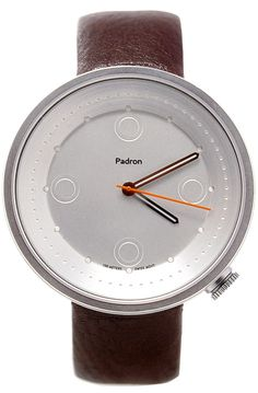 From the Padron Watch Company: Padron Hennepin I