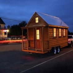 Tumbleweed Tiny Homes offers many styles of small homes, some mobile, for a new take on small spaces.