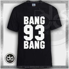 Tshirt Ariana Grande Bang Bang Birthday Tshirt Womens Tshirt Mens
