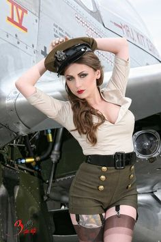 Salute Our Veterans http://www.pinupsymas.com/salute-our-veterans/