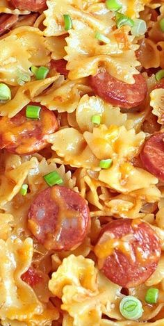 One Pot Kielbasa Pasta | Sugar Apron