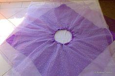(DIY) Basic Fairy Skirt. | .Huda Luna Hussin Al-Sagoff