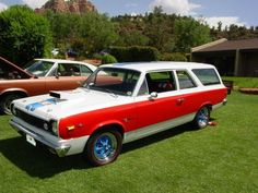1969 Hurst S/C Rambler. I'd love to have this car!
