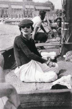 Coco Chanel,  Venice