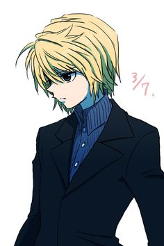 218 Best Kurapika Images On Pinterest