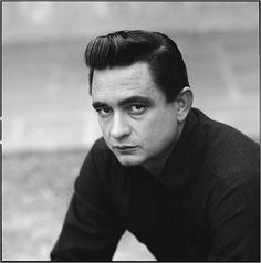 Johnny Cash-I don't remember him this young, but I have always loved his music!