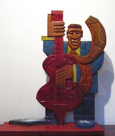 LaVon Van Williams, Jr. - wood 2014 Kentuck Festival of the Arts Merit Award