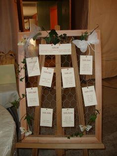 1000 images about d co champ tre on pinterest mariage - Decoration table pour invites ...