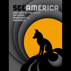 Craters of the Moon National Monument by Luis Prado  #SeeAmerica