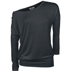 Lässiges Black Premium by EMP Longsleeve, das man zu allem tragen kann.Ein Girl-Shirt der Extraklasse: Das schwarze 'Ladies Tee' Shirt von EMP Black Premium ist nur exklusiv bei EMP zu erhalten. Es hat 3/4 Ärmel und einen lässigen weiten Schnitt, der extrem schön fällt. Sehr nobel, für die Ladies, die mal eine auf schick machen wollen.