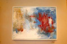 "Sandi Parker titled ""Into the Blue"""