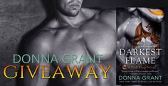 #Science #Fiction #Romance #Scifi #Romance #Giveaway – #Win ANY #DonnaGrant Novel! #kindle #amreading