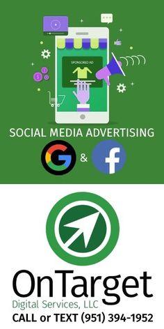 OnTarget Digital Services Home Advertise Your Business, Online Business, Social Media Marketing, Digital Marketing, Pay Per Click Advertising, Customer Engagement, Online Reviews, Reputation Management, Gain