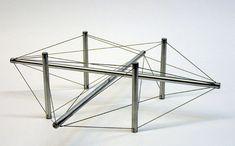 Sound Box, 1966-67 aluminum & steelon 4.6 x 15.5 x 15.5 inches 11.7 x 39.4 x 39.4cm