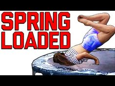 Funny Spring Loaded & Trampoline Fails Compilation || By FailArmy - YouTube