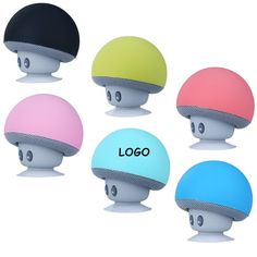 Cutest #FeaturedProduct at Graffix Promotionals. You will just love it. Best #giveaway Mushroom Shaped #Wireless #Speaker
