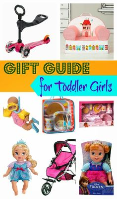 The Chirping Moms: Holiday Gift Guide for Toddler Girls