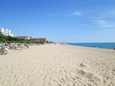 Astillero Beach in Malgrat de Mar #BCNmoltmes #CostaBarcelona
