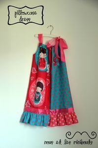 PillowCase Dress - Tuto en français