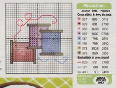 Schema punto croce Idee 503