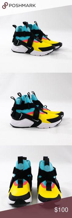 ee2c283f8e27 Nike Huarache City GS Nike Huarache City GS Kid s Size 5.5Y Women s Size 7  Style