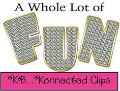 A Bit of Bling Uppercase Alphabet - CU OK!  All products 20% off for President's Day!