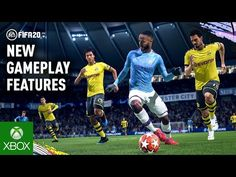 Browse here to see the changes in FIFA 20 ball physics and its impact on gameplay. Fifa 100, Street Football, College Football, Soccer Video Games, Hazard Chelsea, Electronic Arts, Street Game, Kicker, Fc Chelsea