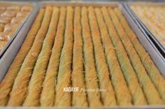 Kadayif pistachio pastry - Istanbul