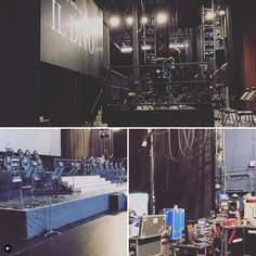 Some backstage impressions from last nights @ildivo_official show by @sagestringquartet thank you! Be sure to check out the profile for video snippets! #Repost @sagestringquartet  Tonight I played with one and only Il Divo @wolf_trap  these pictures are taken after  afternoon #rehearsal and before the #stage opened to the #audience. I wish I could have brought my #iphone on the stage to take photos of the audience but that truly would not be a proper thing to do  It's always fun watching the…