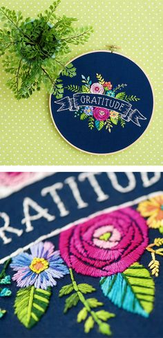 Colorful embroidery for the heart – the Lolli and Grace Interview