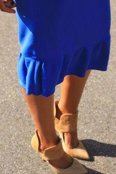 Beaute' J'adore: DIY Midi Dress