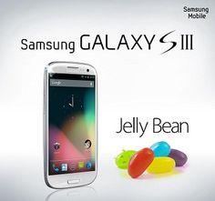 Claro y Movistar comienzan a actualizar los Galaxy S III a Android 4.1.1 (Jelly Bean) en Perú