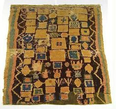 rya   motifs include: sheep, diamond, bride, crown, tree   Finland   undated