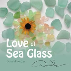 Help Choose a New Cover for a Very Special Sea Glass Art Gift Book!