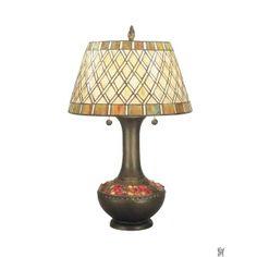 TIFFANY WINONA TABLE LAMP