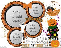 halloween Halloween Frames, Click Photo, Decorative Plates, Home Decor, Halloween Picture Frames, Decoration Home, Room Decor, Home Interior Design, Home Decoration