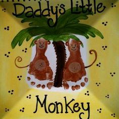 54 Easy DIY Father's Day Gifts From Kids and Fathers Day Crafts for Kids Of All Ages - Fathers Day Crafts for Preschoolers, Toddlers and kids of all ages. Easy Crafts for Kids to Make fo - Daycare Crafts, Preschool Crafts, Dad Crafts, Santa Crafts, Toddler Art, Toddler Crafts, Fathers Day Art, Fathers Day Craft Toddler, Easy Mothers Day Crafts For Toddlers