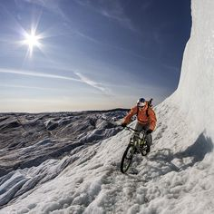 Don't let a little snow keep you off the trail. Snow #givesyouwings
