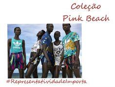 Moda de negona: Coleção Pink Beach da Adidas